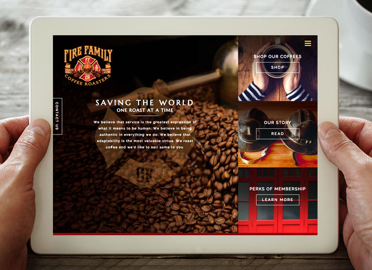 Fire Family Roasters
